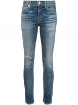 Citizens of Humanity 'agnes' Mid Slim Straight Jeans