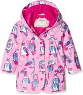 Hatley Little Girls' Classic Printed Raincoat