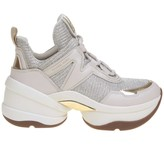 Michael Kors Sneakers Olympia Trainer Color Gold