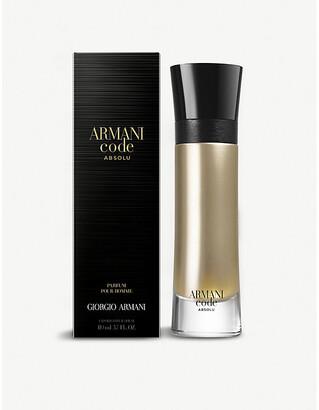 Giorgio Armani Code Absolu Parfum 110ml