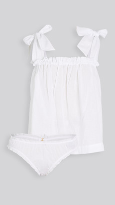 Le Petit Trou Lou Nightdress with Briefs