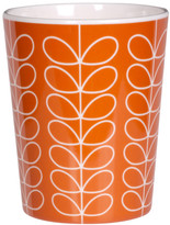 Orla Kiely Linear Stem Red Beaker