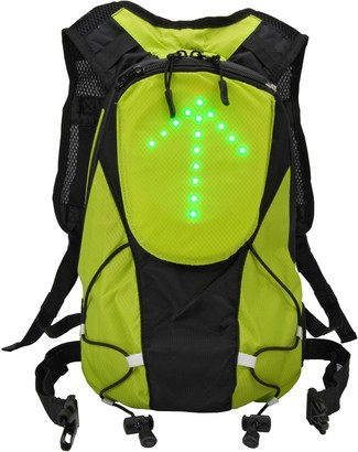 Royal BL200 Turn Signal Bicycle Safety Backpack