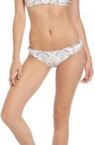 O'Neill Women's Delany Strappy Tab Side Hipster Bikini Bottoms