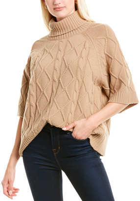 Max Mara Sandalo Wool & Cashmere-Blend Sweater