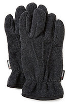 Roundtree & Yorke Patched Fleece Gloves