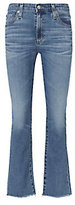 AG Jeans Isabelle High-Rise Straight Leg Jeans