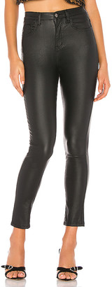superdown Deandra Coated Faux Leather Pant