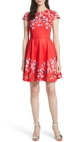 Ted Baker Women's Saydi Kyoto Skater Dress