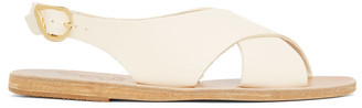 Ancient Greek Sandals Off-White Maria Sandals