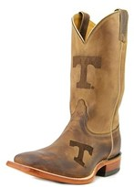 Nocona Mens Tennesse 12 Men Square Toe Leather Western Boot.
