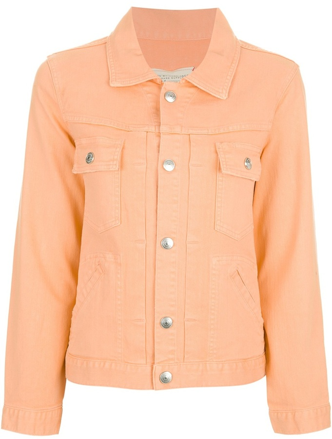 Marc by Marc Jacobs button fastening jacket