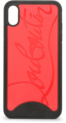 Christian Louboutin Loubiphone sneakers case iPhone XS MAX