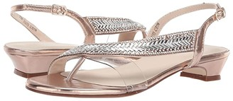 Touch Ups Eleanor (Silver) Women's Shoes