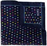 fe-fe polka dot print scarf