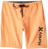 Hurley Boy's Heathered One & Only Boardshort (Big Kids) 8157098