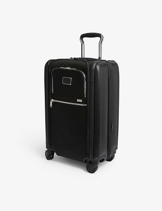 Tumi Alpha 3 carry-on four wheel suitcase