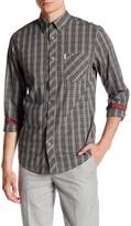 Ben Sherman Classic Tartan Long Sleeve Regular Fit Shirt