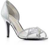 Caparros Cecilia Metallic d'Orsay High Heel Pumps