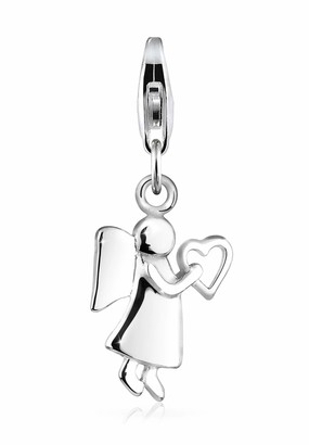 Elli Charms Guardian Angel 925 Sterling Silver