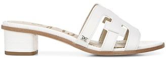 Sam Edelman Illie Leather Slide Sandals