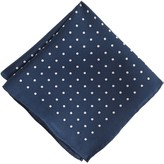 J.Crew Boys' silk pocket square in polka dot