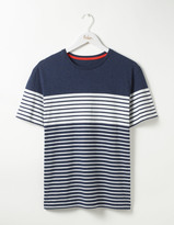 Boden Washed Stripe T-shirt