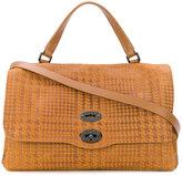 Zanellato Postina dogtooth satchel