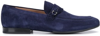 Salvatore Ferragamo Suede Loafers