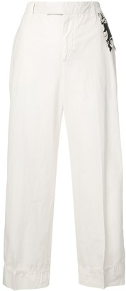 The Gigi Teresa trousers