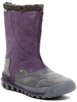 Merrell Silversun Zip-Up Wool Trim Waterproof Boot