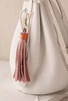 Urban Outfitters USB Leather Tassel Keychain + Charging Cord