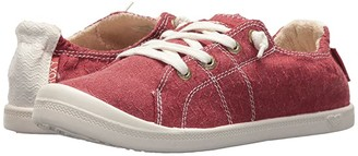 Roxy Rory Bayshore (Red) Women's Lace up casual Shoes