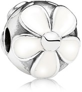 Pandora Clip - Sterling Silver & Enamel Darling Daisies Clip, Moments Collection