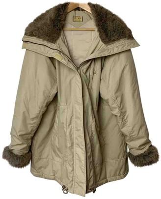 Gina Beige Trench Coat for Women