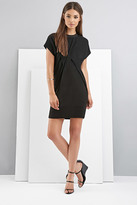 Forever 21 FOREVER 21+ FOXIEDOX Pintucked Dress