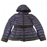 Moncler Purple Jacket coat