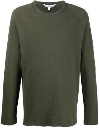 Calvin Klein Jeans Logo Patch Sweatshirt