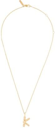 Chloé Alphabet Necklace