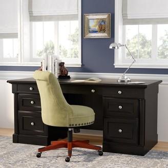 Three Posts Walworth Wood Executive Desk