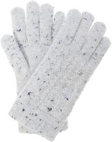 Dents Marl knitted glove