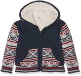 Absorba Baby Boys' Sweater Cardigan,(Manufacturer size: 12M)