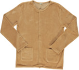 Poudre Organic - Indian Tan Organic Cotton Velvet Manioc Jacket - Indian Tan | medium