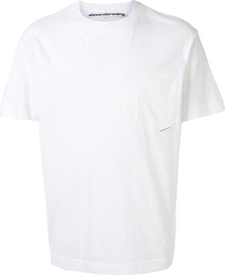 Alexander Wang chest-pocket T-shirt