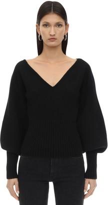 KHAITE Charlette Cashmere Knit Sweater