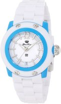 Glam Rock Women's Miami Beach Dial Resin Watch GLAMROCK-GK4011