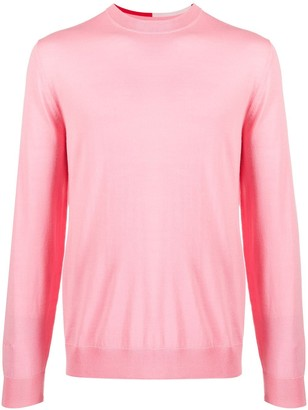 Paul Smith Knitted Long Sleeve Top