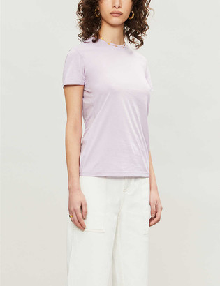 Vince Essential cotton-jersey T-shirt