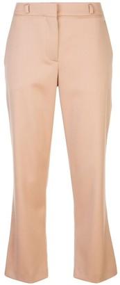 Sies Marjan Mid Rise Cropped Ankle Pants