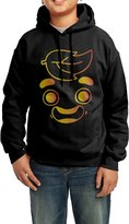 HUALIDE Hoodies Youth's Gold Guava Juice Face 100% Cotton Hoodies